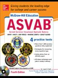 McGraw-Hill Education ASVAB with DVD, Fourth Edition [With DVD]