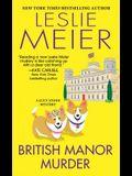 British Manor Murder