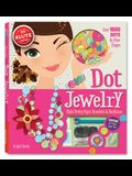Dot Jewelry: Make Pretty Paper Bracelets & Necklaces