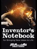 Inventor's Notebook for Bringing New Ideas to Life