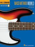 Hal Leonard Bass Method Book 3 [With CD (Audio)]