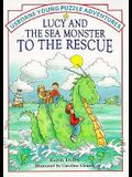 Lucy and the Sea Monster to the Rescue (Usborne Young Puzzle Adventures)