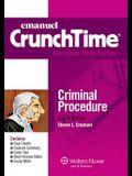 Emanuel Crunchtime: Criminal Procedure, Eighth Edition