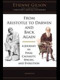 From Aristotle to Darwin and Back Again: A Journey in Final Causality, Species, and Evolution