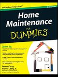 Home Maintenance For Dummies
