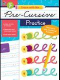 Trace with Me Pre-Cursive Practice
