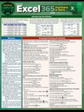 Excel 365 - Pivot Tables & Charts: A Quickstudy Laminated Reference Guide