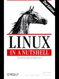 Linux in a Nutshell (In a Nutshell (O'Reilly))