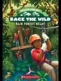 Race the Wild #1: Rain Forest Relay, Volume 1