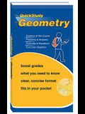 Quickstudy for Geometry
