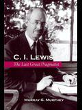 C. I. Lewis