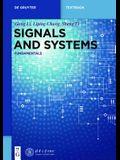 Signals and Systems: Fundamentals