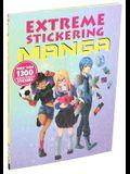 Extreme Stickering Manga