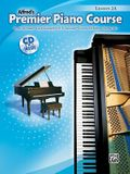 Premier Piano Course Lesson Book, Bk 2a: Book & CD