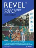 Revel for Visions of America: A History of the United States, Volume 2 -- Access Card
