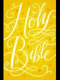 ICB Princess Sparkle Bible, Golden Rose: International Children's Bible