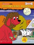 Clifford's Scary Halloween (3-d Glasses) (Turtleback School & Library Binding Edition) (Clifford the Big Red Dog (Prebound))