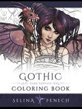 Gothic - Dark Fantasy Coloring Book