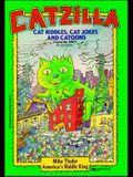 Catzilla: Cat Riddles, Cat Jokes, and Cartoons