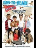 My First Puppy: Ready-To-Read Pre-Level 1