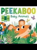 Peekaboo Baby Animals: A Slide-And-Seek Book