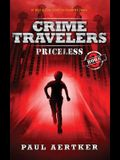 Priceless: Crime Travelers Spy School Mystery & International Adventure Series