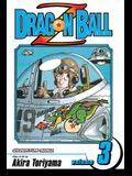 Dragon Ball Z, Vol. 3, Volume 3: Earth vs. the Saiyans
