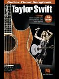 Taylor Swift - Guitar Chord Songbook - 3rd Edition: 44 Songs with Complete Lyrics, Chord Symbols & Guitar Chord Diagrams