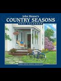 John Sloane's Country Seasons 2022 Deluxe Wall Calendar