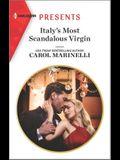 Italy's Most Scandalous Virgin (Harlequin Presents)