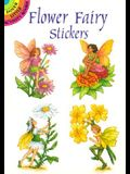 Garden Fairy Stickers [With Stickers]