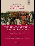 The Relatio Metrica de Duobus Ducibus: A Twelfth-Century Cluniac Poem on Prayer for the Dead