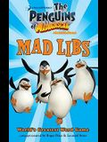 The Penguins of Madagascar Mad Libs