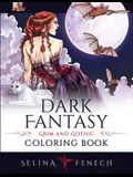 Dark Fantasy Coloring Book