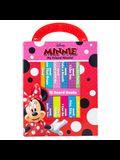 Disney Minnie: My Friend Minnie!: 12 Board Books