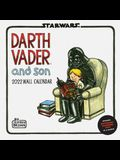 Star Wars Darth Vader and Son 2022 Wall Calendar
