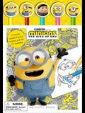 Minions: Pencil Toppers