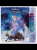 Disney Frozen 2: Enchanted Journey [With Flashlight with 5 Buttons That Play Sounds]
