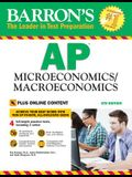 Barron's AP Microeconomics/Macroeconomics, 6th Edition: With Bonus Online Tests