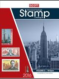 2016 Scott Catalogue Volume 5 (Countries N-Sam): Standard Postage Stamp Catalogue