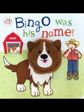 Bingo Was His Name! Finger Puppet Book