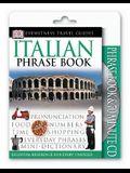 Italian Phrase Book & CD [With CDROM]