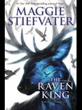 The Raven King (the Raven Cycle, Book 4), 4