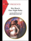 Her Boss's One-Night Baby