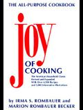 The Joy of Cooking Comb-Bound Edition: Revised and Expanded