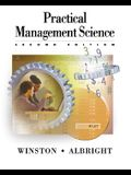 Practical Management Science: Spreadsheet Modeling and Applications (with CD-ROM Update)