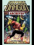 Savage Dragon Archives, Volume 7