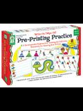 Pre-Printing Practice Manipulative, Ages 4 - 7: Write On/Wipe Off