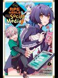 If the RPG World Had Social Media..., Vol. 1 (Manga)