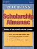 Scholarship Almanac 2005 (Peterson's Scholarship Almanac)